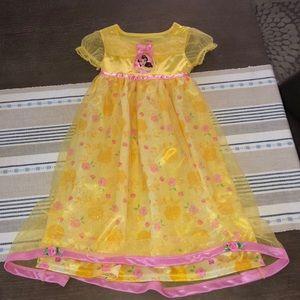 Disney Belle nightgown dress